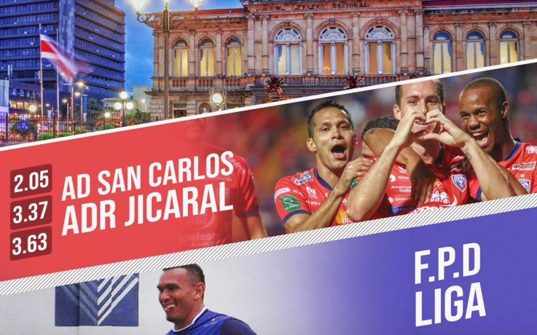 بهترین مسابقه فوتبال سن کارلوس – ایدیآر خیکارال سایت بت فوروارد پیشبینی آنلاین کنید