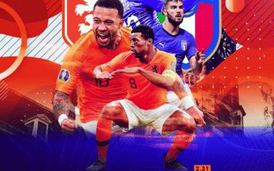 پیشبینی فوتبال هلند – ایتالیا سایت بت فوروارد