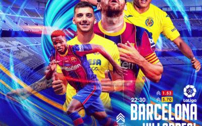 پیش بینی فوتبال بارسلونا ویارئال سایت شرط بندی بت فوروارد