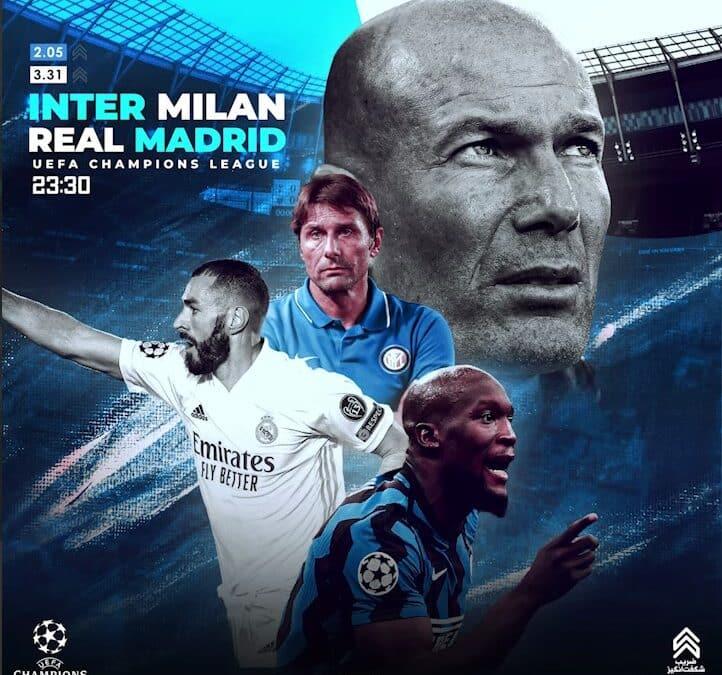 پیش بینی اینتر میلان - رئال مادرید در سایت بت فوروارد رقابت های لیگ قهرمانان اروپا
