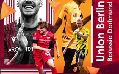 پیش بینی بازی یونیون برلین – بروسیا دورتموند در سایت بت فوروارد
