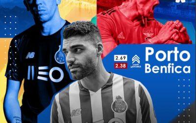پیش بینی بازی پورتو – بنفیکا در جام حذفی پرتغال در سایت بت فوروارد