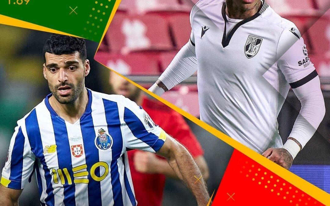 پیش بینی بازی فوتبال ویتوریا گیمارش - پورتو در سایت بت فوروارد