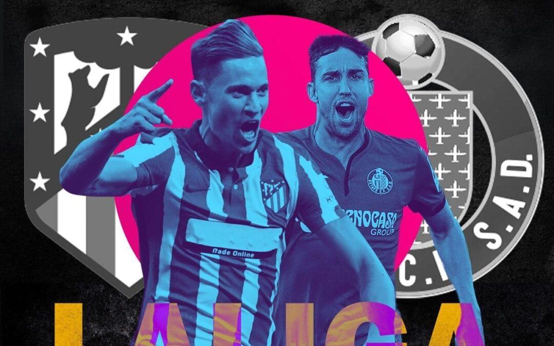 پیش بینی اتلتیکو مادرید - ختافه در سایت بت فوروارد لالیگا