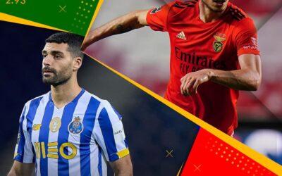 پیش بینی فوتبال لیگ پرتغال پورتو – بنفیکا Bet Forward