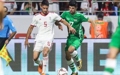 پیش بینی فوتبال ایران – عراق در سایت بت فوروارد Betforward :
