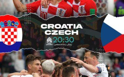 پیش بینی فوتبال کرواسی – جمهوری چک در سایت بت فوروارد Betforward