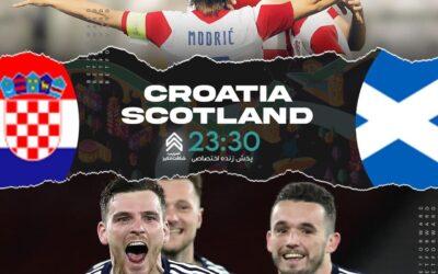 پیش بینی فوتبال کرواسی – اسکاتلند در سایت بت فوروارد Betforward